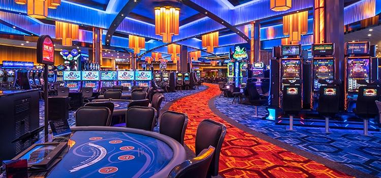 Casino et gamers